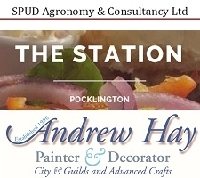 SPUD Agronomy, The Station, Andrew Hay