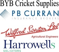 BYB, PB Curran, Wilfred Scruton, Harrowells