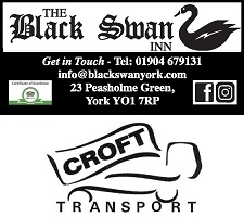 Black Swan, Croft Transport