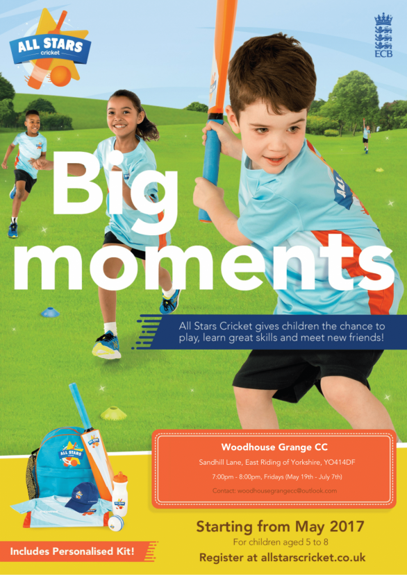 All_Stars_Cricket_Poster Woodhouse Grange-1