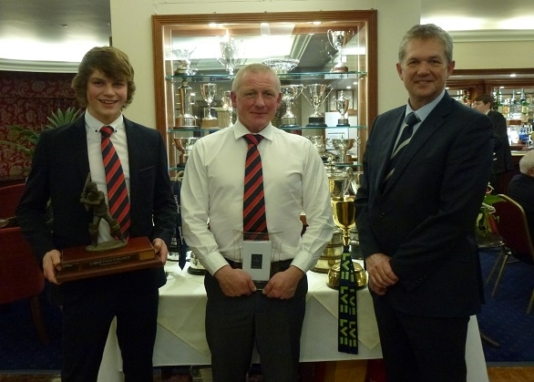 Club Dinner 2015 - JAS Scholarship & Clubman
